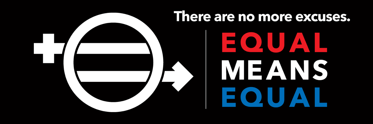 Equal means equal image